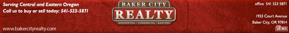 Baker City Realty