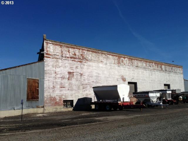 baker city oregon historic commercial buildings