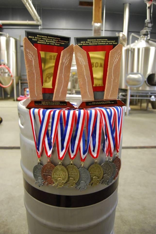 Barley Browns Award-winning Brews