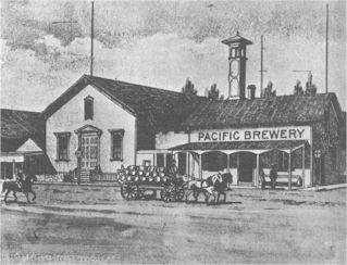 Pacific Brewery - Baker City Oregon